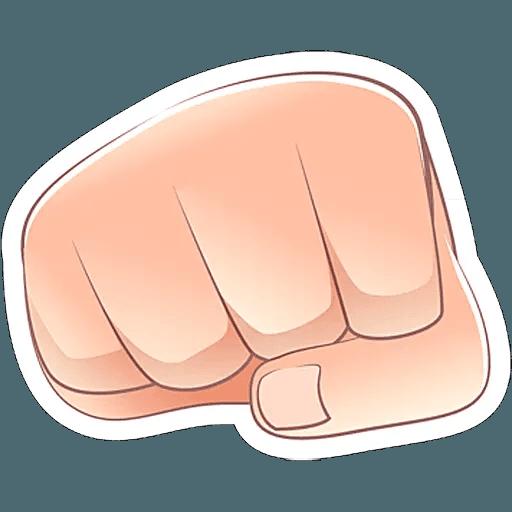 Fingers - Sticker 4