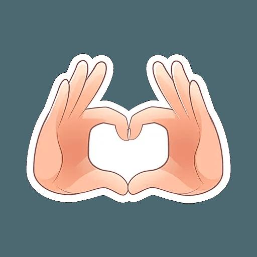 Fingers - Sticker 10
