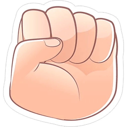 Fingers - Sticker 13