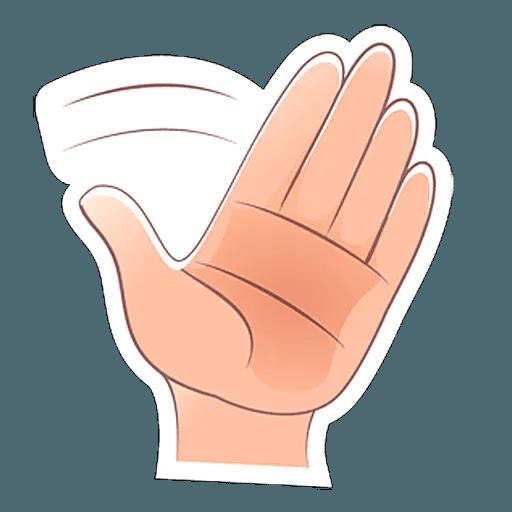 Fingers - Sticker 23