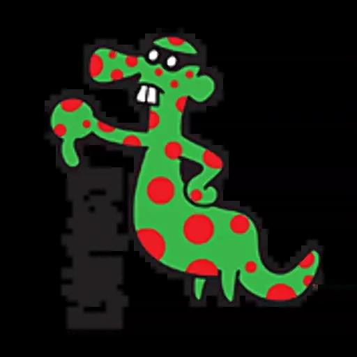 老餅 - Sticker 16