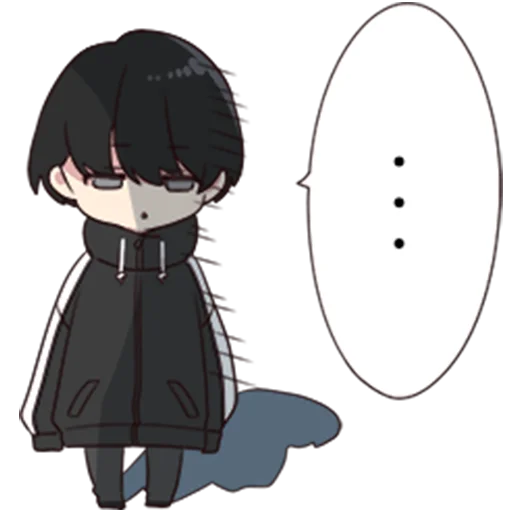 Yurudara-kun @Nekosticker 2 - Sticker 4