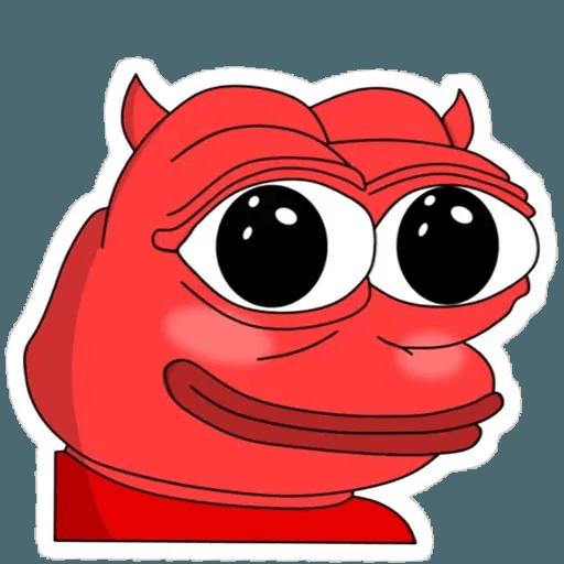 Random Pepe - Sticker 13