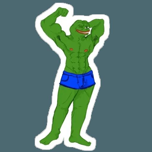 Random Pepe - Sticker 7