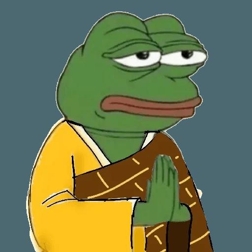 Random Pepe - Sticker 16