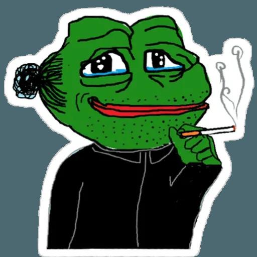 Random Pepe - Sticker 6