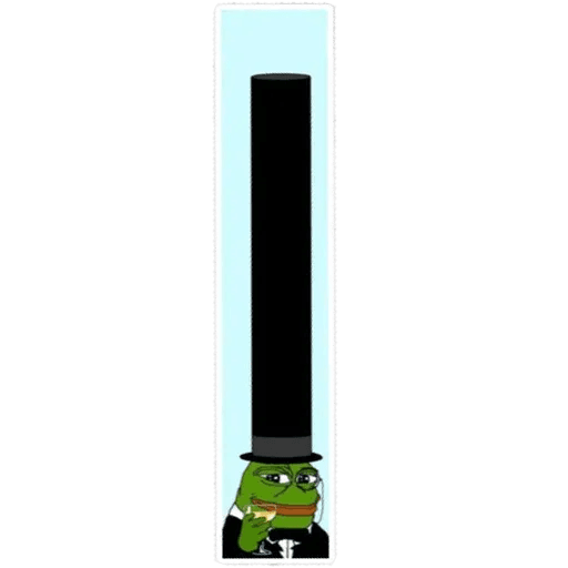 Random Pepe - Sticker 5