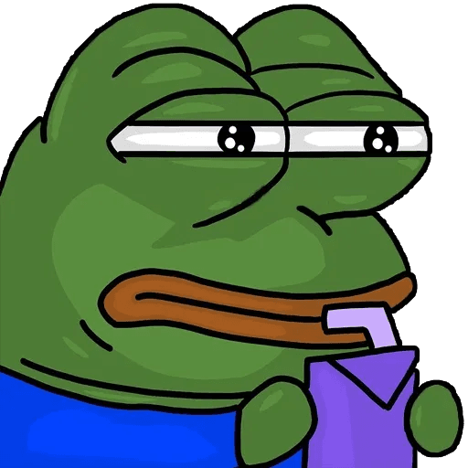 Random Pepe - Sticker 11
