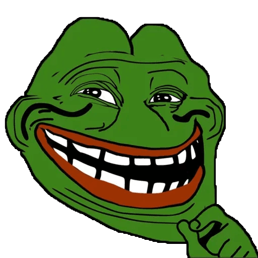 Random Pepe - Sticker 1