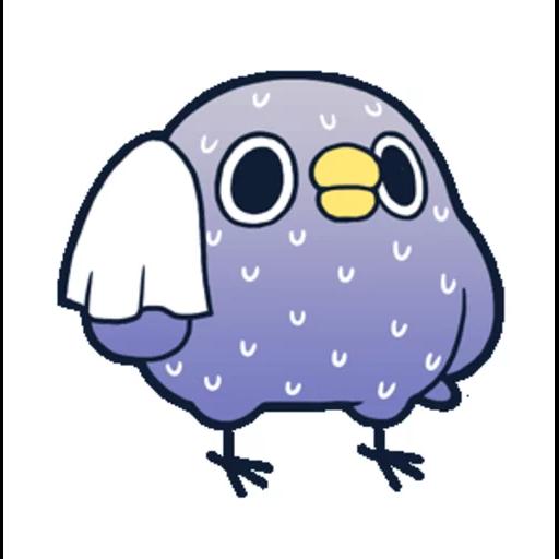 懒的鸟你 - Sticker 29