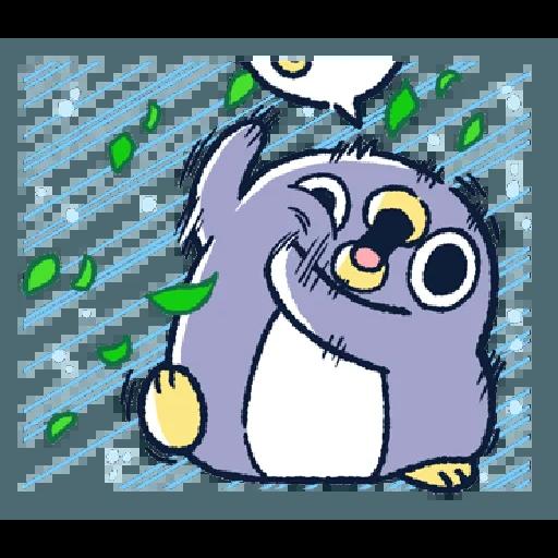 Bird*($#(% - Sticker 19
