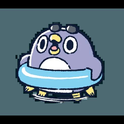 Bird*($#(% - Sticker 18