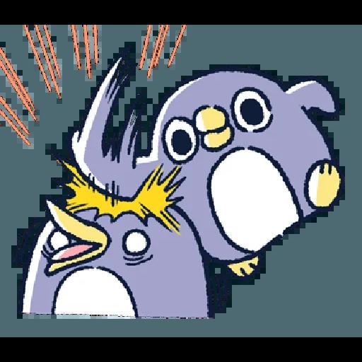 Bird*($#(% - Sticker 6