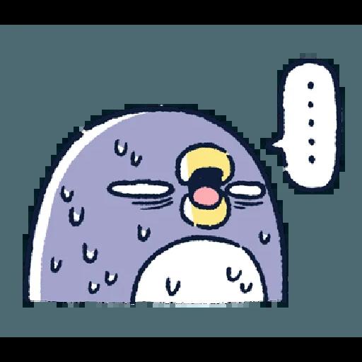 Bird*($#(% - Sticker 17