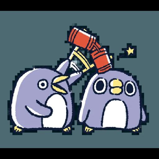 Bird*($#(% - Sticker 5