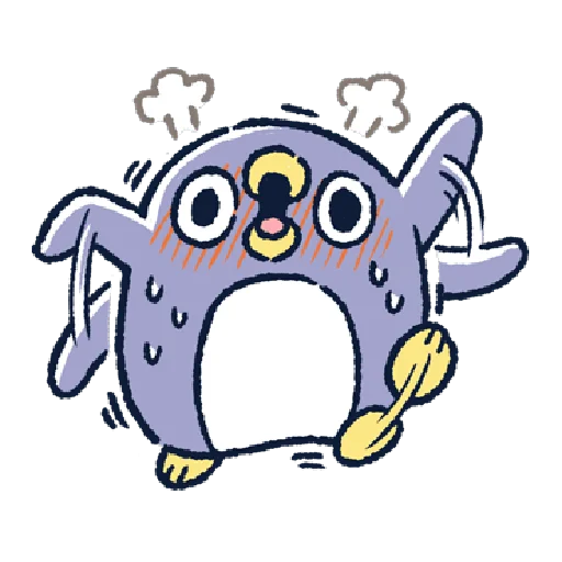 Bird*($#(% - Sticker 16