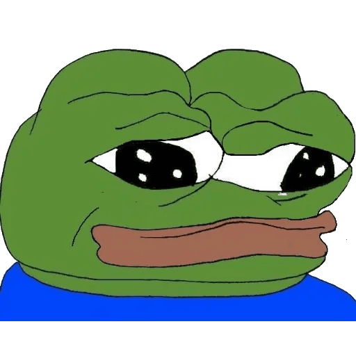 pepe sad - Sticker 9