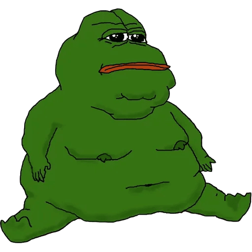 pepe sad - Sticker 28