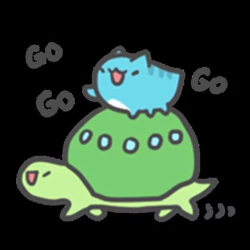 Capoo 6 - Sticker 14