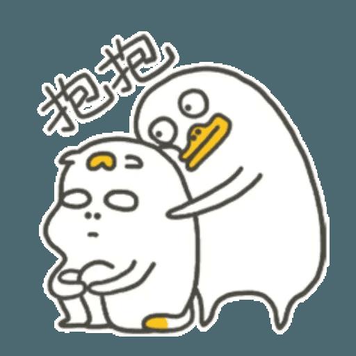 小劉鴨2 - Sticker 23