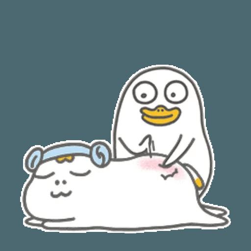 小劉鴨2 - Sticker 8
