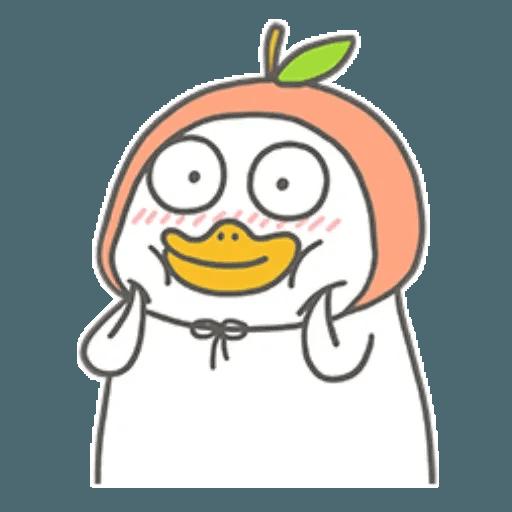 小劉鴨2 - Tray Sticker
