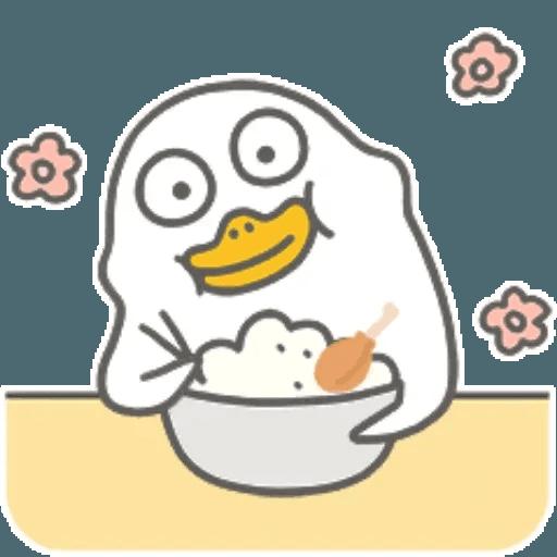 小劉鴨2 - Sticker 11