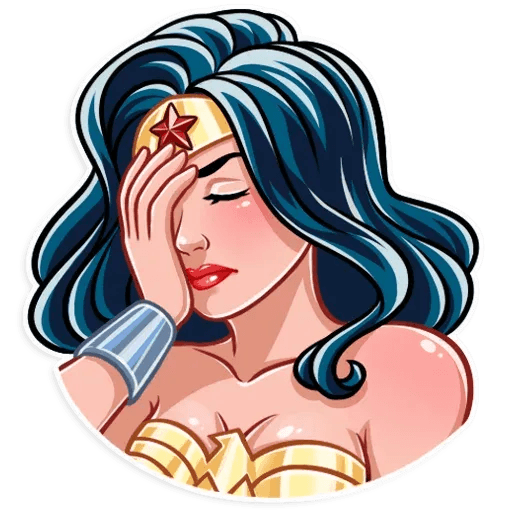 Wonder Woman - Sticker 12