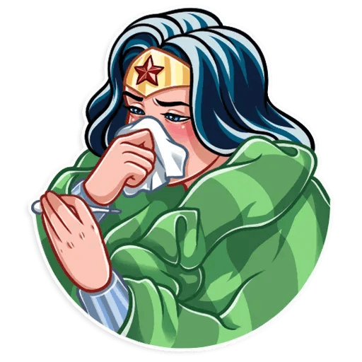 Wonder Woman - Sticker 19