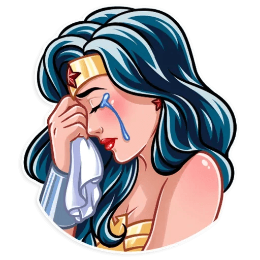 Wonder Woman - Sticker 9