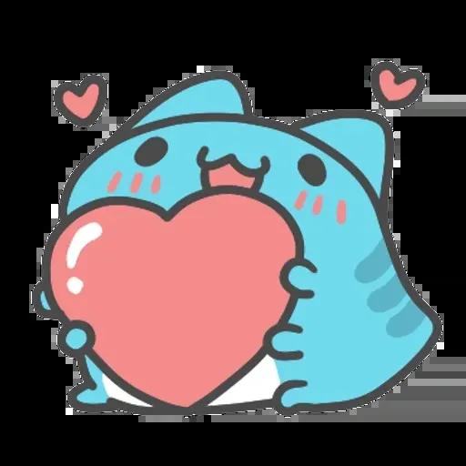 肥猫 - Sticker 4