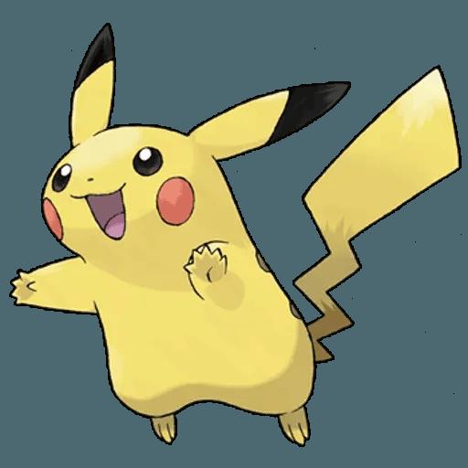 Pokemon First Generation I - Sticker 5