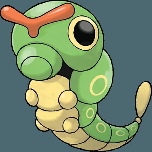 Pokemon First Generation I - Sticker 12