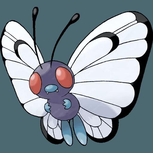 Pokemon First Generation I - Sticker 14
