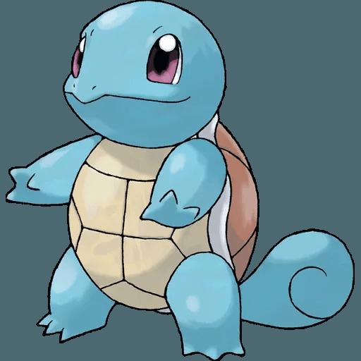 Pokemon First Generation I - Sticker 3