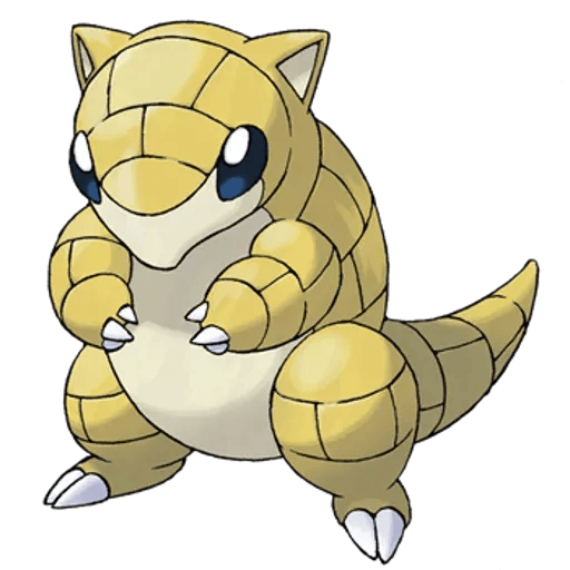 Pokemon First Generation I - Sticker 27