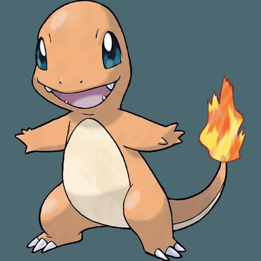 Pokemon First Generation I - Sticker 2