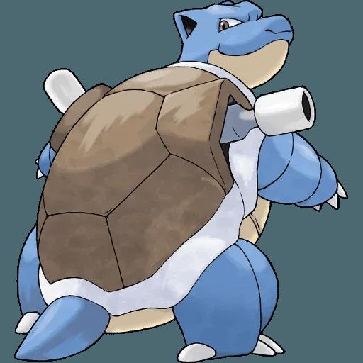 Pokemon First Generation I - Sticker 11