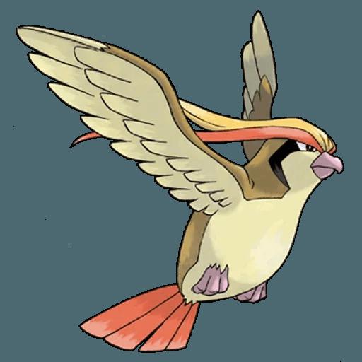 Pokemon First Generation I - Sticker 19