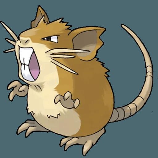 Pokemon First Generation I - Sticker 21