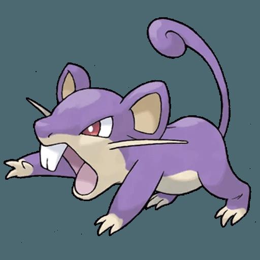 Pokemon First Generation I - Sticker 20