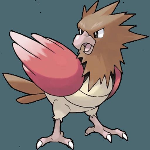 Pokemon First Generation I - Sticker 22