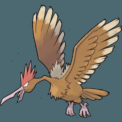 Pokemon First Generation I - Sticker 23