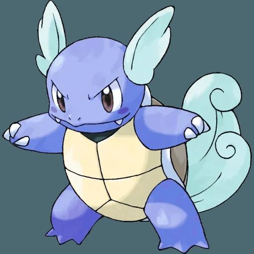 Pokemon First Generation I - Sticker 10