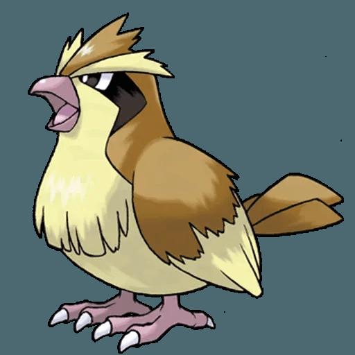 Pokemon First Generation I - Sticker 4