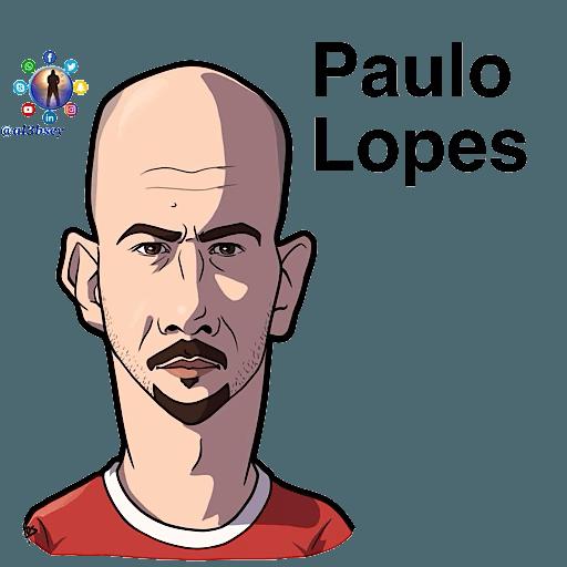 Football stars cartoons  - Sticker 19