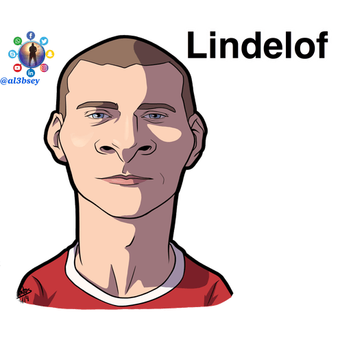 Football stars cartoons  - Sticker 1