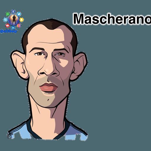 Football stars cartoons  - Sticker 9