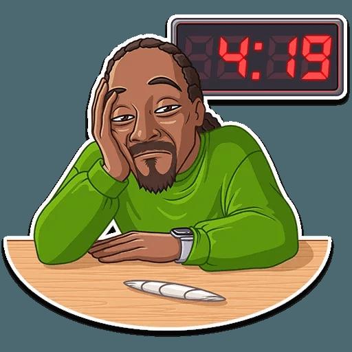 Snoop Dogg - Sticker 13