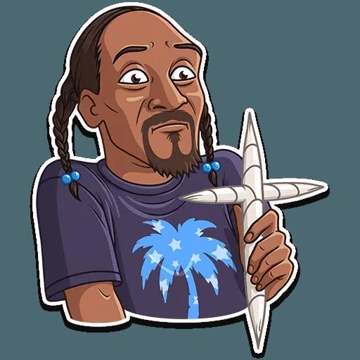 Snoop Dogg - Sticker 3